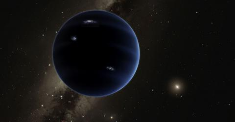 A Mysterious Planet Five Times Larger Than Earth Could Be Hiding In Our Solar System