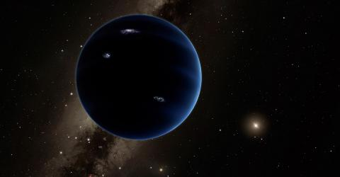 Does This Bizarre Space Rock Prove The Existence Of A Ninth Planet?