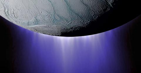 Listen To The Song Created By Saturn And Its Moon, As Revealed By NASA