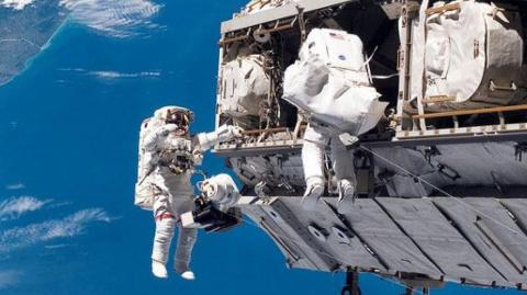 This Is The Ridiculous Reason NASA Still Hasn't Launched An All-Female Spacewalk