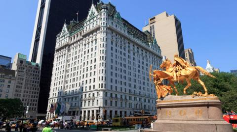 This Woman Paid Just £355 A Month To Live At The Luxury Plaza Hotel In New York