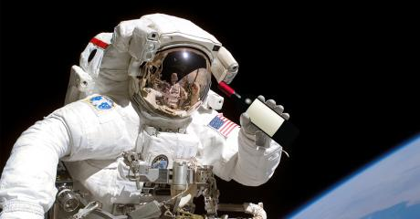 This Is Why Drinking Red Wine Could Be Really Good For Astronauts