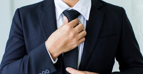 It Turns Out Wearing A Tie Could Be Having This Damaging Effect On Your Health