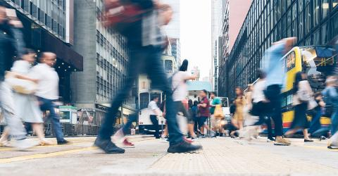 Changing Your Walking Speed Could Affect Life Expectancy By 1 Year