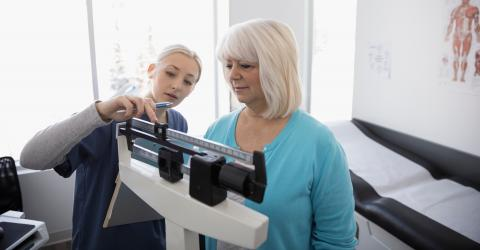 New Study Suggests Losing Or Gaining Weight Could Increase Your Risk Of Dementia