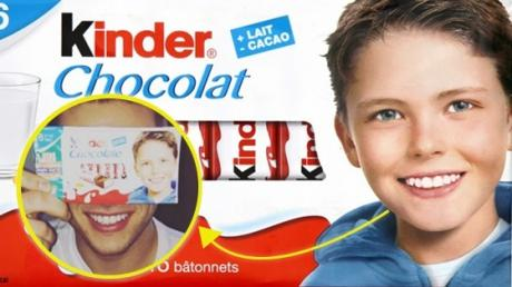 People Can't Believe What The Kinder Bar Kid Looks Like Now