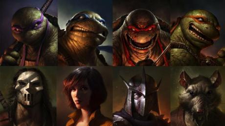 A Very Dark Live Action Teenage Mutant Ninja Turtles Series Is Coming Soon To Netflix