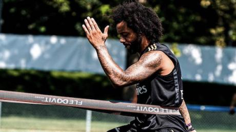 After Fans Said He Was 'Too Fat' To Play, Marcelo Has Totally Transformed His Body