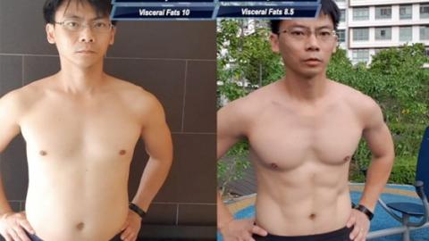 This Man Transformed His Body In 30 Days Thanks To A One Punch Man Training Regime