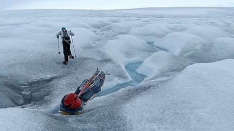 These Two Men Are The First To Have Crossed The Antarctic Without Any Help Whatsoever