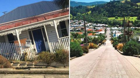 Everyone Wants A Photograph Of This Suburban Street For One Bizarre Reason