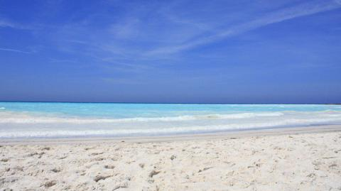 It May Look Like Paradise, But This White Sand Beach Has A Deadly Secret