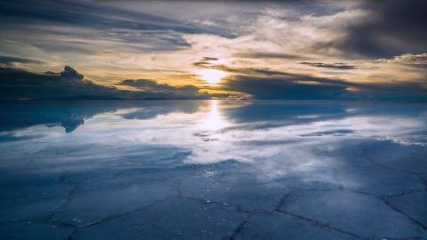 Salar De Uyuni In Bolivia Is The Most Incredible Desert In The World