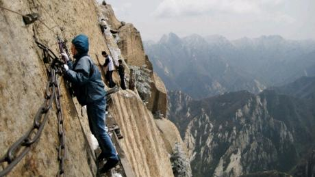 This Is The World's Most Dangerous Hike