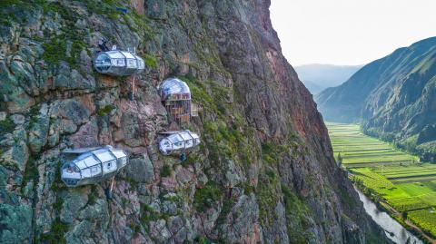 These Are 10 Of The World's Most Unusual Hotels