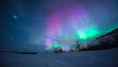 Take A Trip To Alaska And See The Northern Lights As Never Before