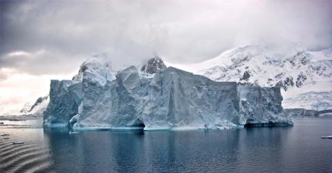 A Mysterious Source Of Radioactivity Could Melt Part Of Antarctica From Below