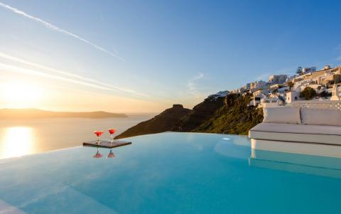 This Santorini Hotel Has The Most Stunning Suites