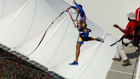 The World's Highest Swing Will Give You Serious Vertigo!