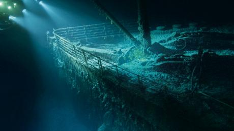 You Will Soon Be Able To Dive Beneath The Surface To See The Titanic Up Close