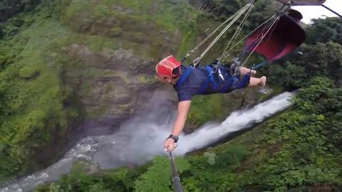 This Zip Line In The Phillipines Will Take Your Breath Away