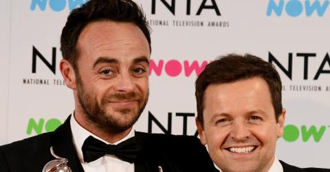 Ant And Dec's Reunion In Jeopardy Thanks To Simon Cowell