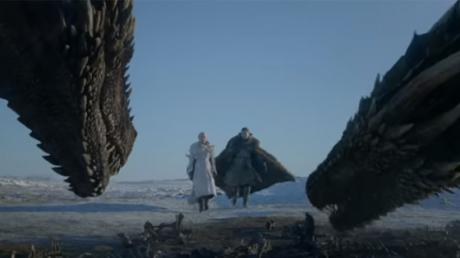 George R.R Martin Talks The End Of Game Of Thrones