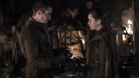 Game Of Thrones Writer Reveals All About *That* Arya Scene