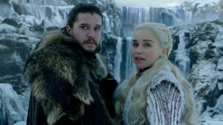Emilia Clarke Just Made A Bizarre Confession About The Relationship Between Jon Snow And Daenerys