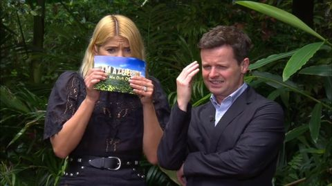 Holly Willoughby Reveals There Was A 'Horrendous' Moment That Never Aired On This Year's I'm A Celeb