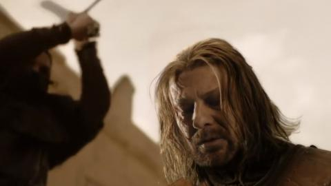 What Did Ned Stark Say Before He Died In Game Of Thrones?
