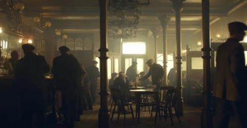 Peaky Blinders: A New Bar Has Opened In Liverpool Based On The Series