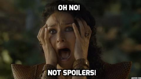 Here's Your Survival Guide To Avoiding Game Of Thrones Spoilers When You Can't See The Episode Straightaway