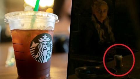 Starbucks Earned An Incredible Amount Of Money Thanks To HBO's Game Of Thrones Error
