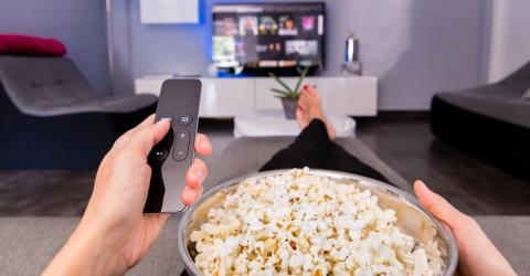 Dream Job Alert: Get Paid £35,000 To Binge Watch TV