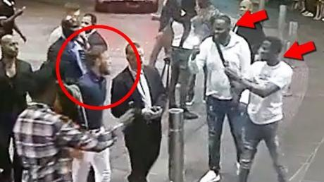 This New Video Of Conor McGregor's Aggression Towards A Fan Won't Help His Case