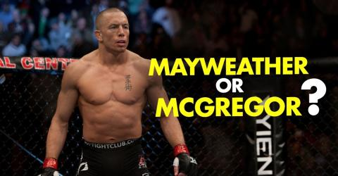 UFC: Georges St-Pierre's Next Fight Will Be A Mega-Fight