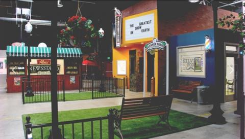 They Recreated A 1950s Town To Help Alzheimer's Patients And The Effects Were Incredible