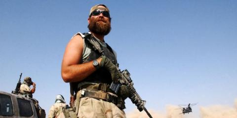 This Soldier Is One Of The Only Ones Allowed To Keep His Beard - For A Surprising Reason...