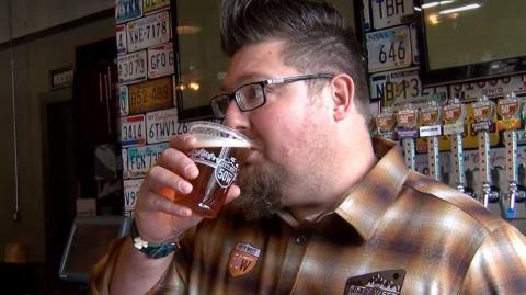 This Man Lived On Nothing But Beer For 46 Days - And The Results Were Surprising