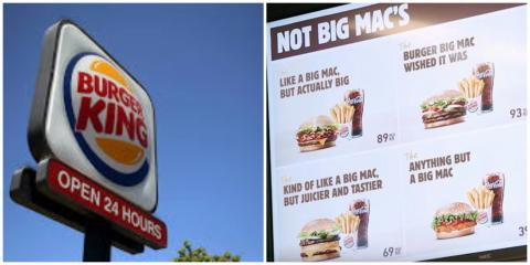 Burger King Releases Ultimate Viral Ad To Mock McDonald's And It's Actually Pretty Funny