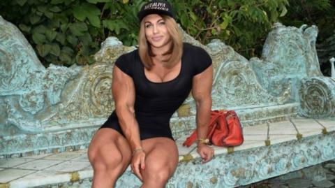 Meet One Of Russia's Best Female Bodybuilders