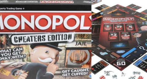 This version of Monopoly has a twist that's a total game-changer