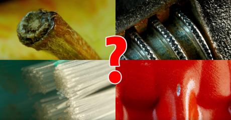 Can You Recognise These Everyday Objects In Extreme Close Up?