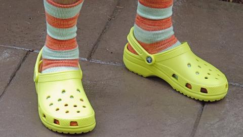 Here's Why Crocs Might Be A Better Investment Than Bitcoin