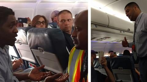He Was Thrown Off His Flight For Using The Toilet