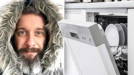 This Man Went Viral After Finding A Hidden Function On His Dishwasher