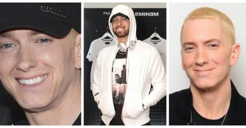 There's Something Wrong With These Photos Of Eminem… But Can You Tell What It Is?