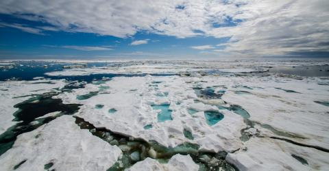 Researchers Raise Concern As Arctic Landscapes Hidden For 40,000 Years Begin To Emerge