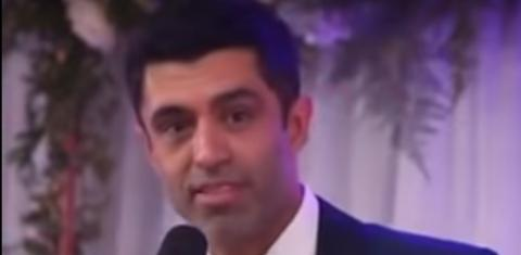 This Groom's Brilliant World Cup Speech Is Going Viral